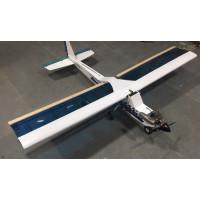 SkyTrainer Laser Cut RC Plane Kit