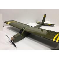 1 meter wing span