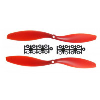 Red Color Propeller