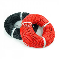 14AWG Silicone Wire Black