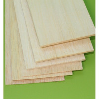 3mm BalsaWood Sheet