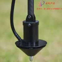 UAV spray nozzle system