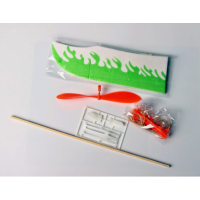 assembly glider plane