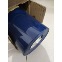 EMAX Solid Oxford Blue Covering Film X 1meter