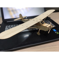 Desktop Model Piper Cub