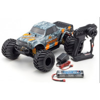 Monster Tracker RC Truck