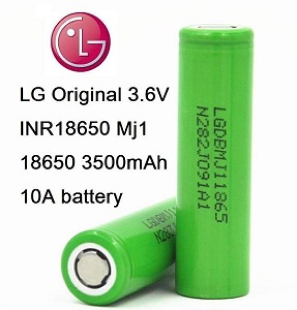 LG MJ1 18650 India
