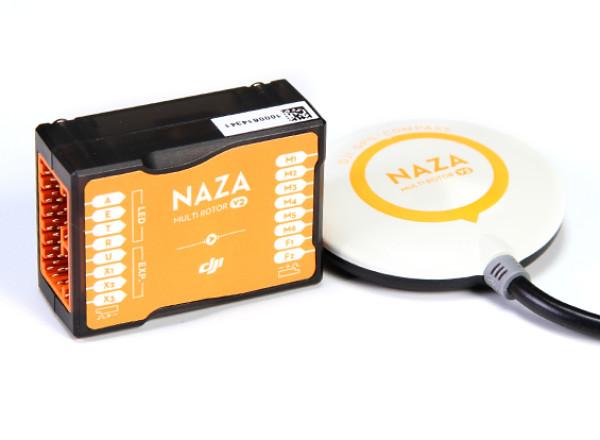 DJI Naza-M with GPS