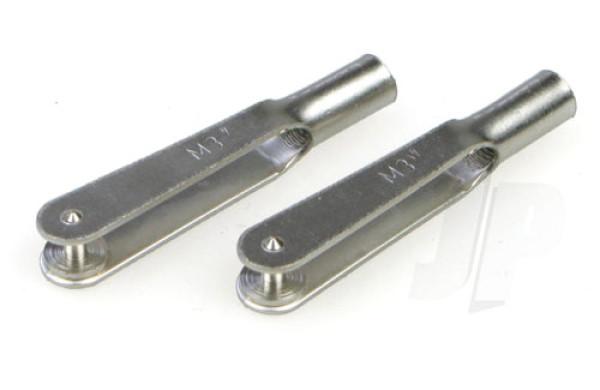 metal clevises 30mm