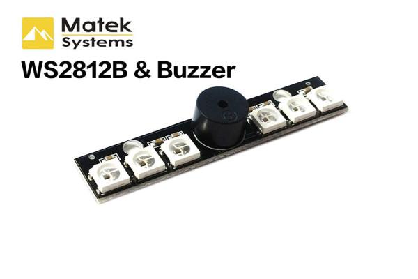 buzzer for flight controller