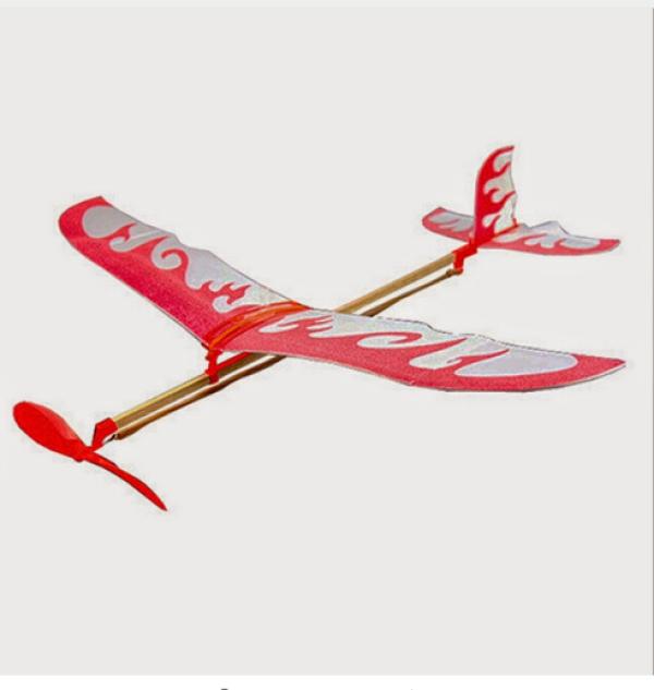 children glider plane