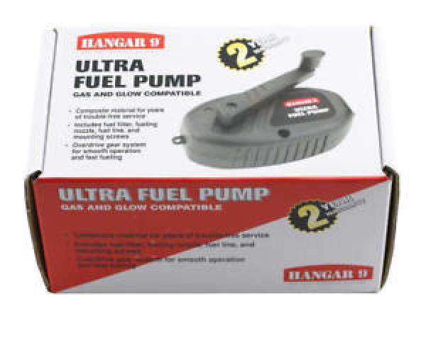 Hangar 9 Fuel pump