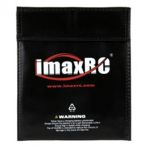 imaxRC lipo safe bag