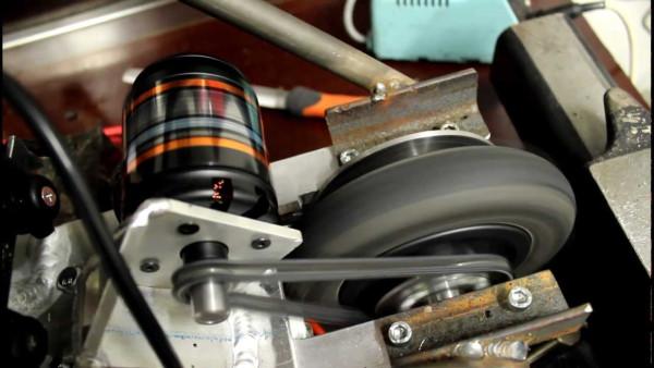 Motor for skateBoard