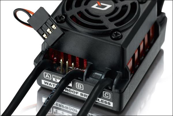 HOBBYWING QUICRUN 10BL60 Sensored ESC