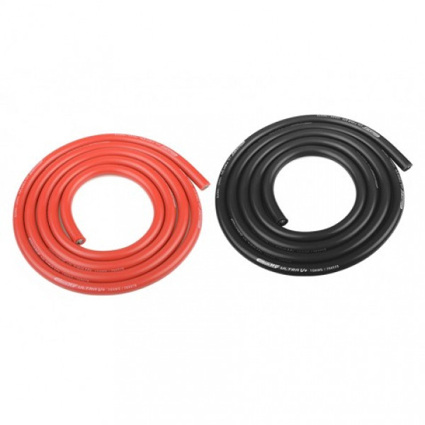 10 AWG Silicone Wire for RC Model 50Cm Black