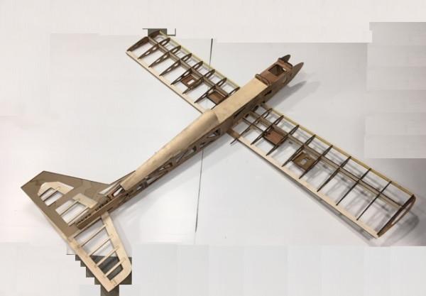 Laser Cut Plane Model India