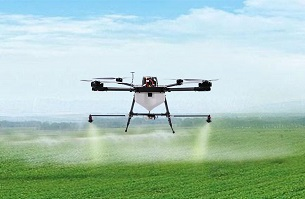 Agriculture Drone in Hyderabad